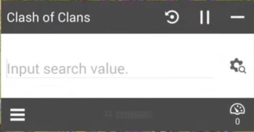 Valor numérico Game Hacker Clash of Clans